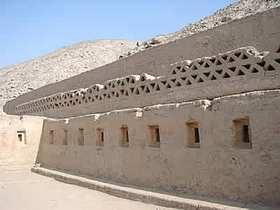 Restos Arqueológicos de Tambo Colorado