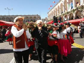 Fiestas Patrias En Arequipa