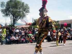 Aniversario de La Fundación Española de Huamanga