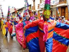 Carnavales de Cajamarca