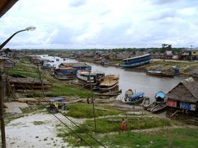 Aniversario de Fundación del Puerto Fluvial de Iquitos Sobre El Río Amazonas