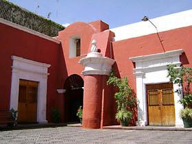Museo Santuarios Andinos (Universidad Católica de Santa María)