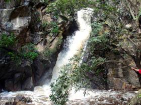 Cascada El Chorro