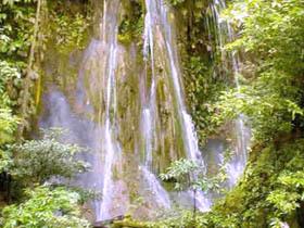 Cascada Timón