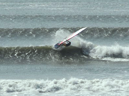Windsurf en Playa Pacasmayo