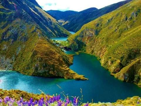 Tour Huancaya Yauyos Semana Santa 2015