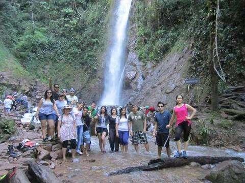 Selva Central Semana Santa