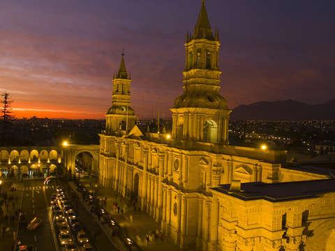 Arequipa y Colca