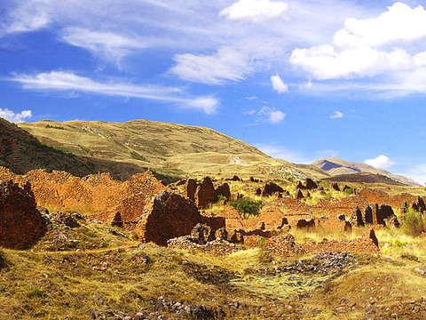 Tour Valle del Sur Cusco: Tipón, Pikillacta y Andahuaylillas