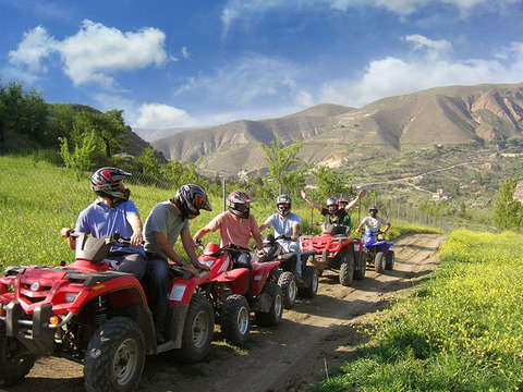 Recorre el Sur de Cusco en Cuatrimoto [Solo Aventureros]