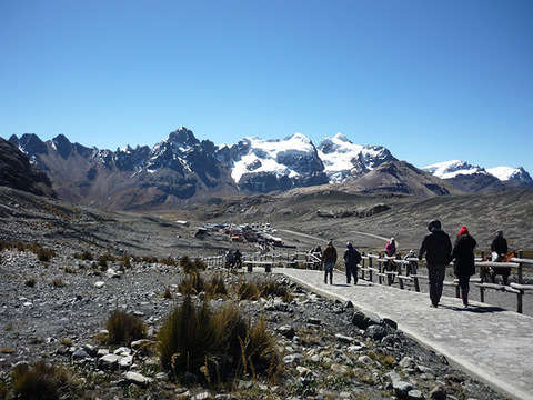 Paquete Huaraz 3 Días 2 Noches