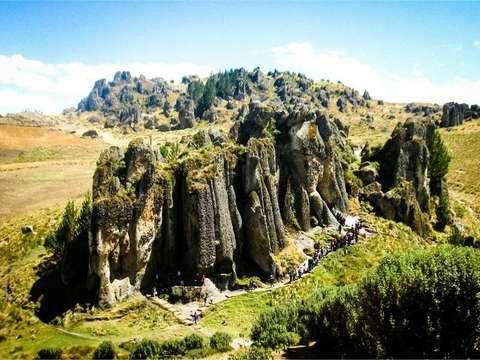 Cajamarca de Lujo: Inolvidable 3 Días y 2 Noches