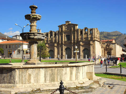 Cajamarca Fabulosa 4d/3n: Alojamiento + Tours + Alimentación