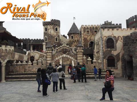 Full Day Castillo de Chancay + Eco Truly Park + Huaral