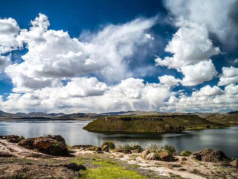 Tour Complejo Arqueológico Sillustani: Cementerio Pre-Inca