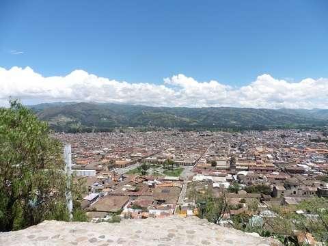 Cajamarca la Dorada del Norte