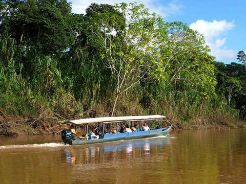 Full Day por la Iquitos y Alrededores