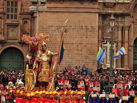 Inti Raymi 2015 - 4 Días en Cusco