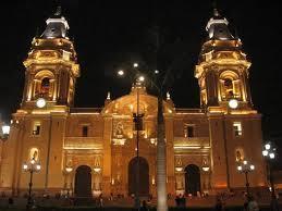 Lima Iluminada + Circuito Magico del Agua
