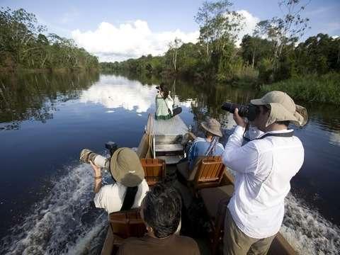 Iquitos - Cumaceba Lodge Todo Incluido
