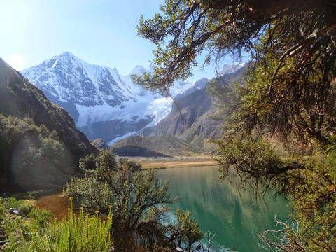 Cordillera Huayhuash Full Trek 2015