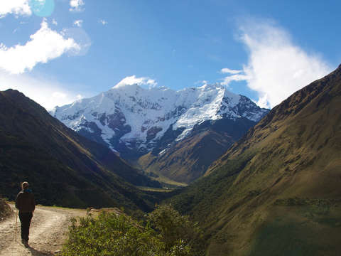 Trek Salcantay a Machu Picchu de 5 Días